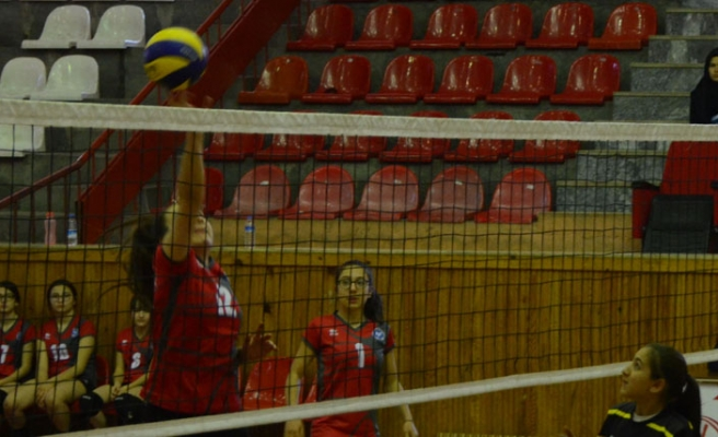 VOLEYBOL'DA FİNAL TURU BAŞLIYOR